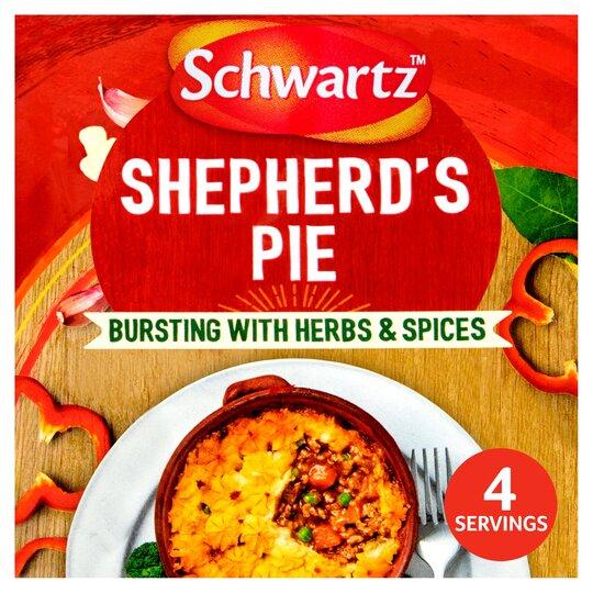 image 1 of Schwartz Shepherds Pie Casserole Mix 38G