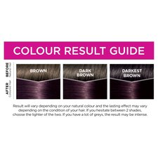 image 3 of L'oreal Casting Creme Gloss Plum 316 Semi-Permanent Hair Dye