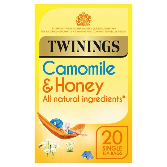 Twinings Camomile And Honey 20'S 30G
