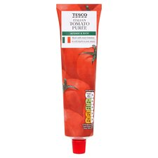 Tesco Tomato Puree Tube 200g Tesco Groceries