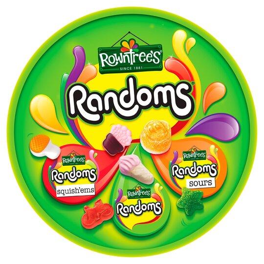 Rowntree's Randoms Sharing Tub 690G