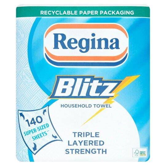 Regina Kitchen Towels Blitz 2 Rolls