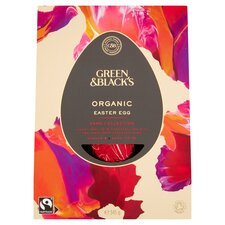 image 2 of Green & Black's Dark Chocolate Large Shell Egg 345G