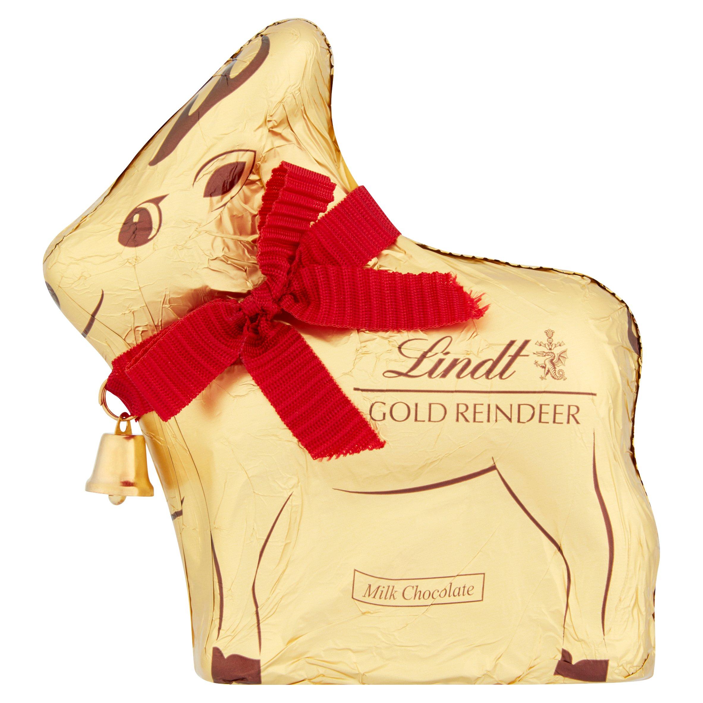 Lindt Chocolate Reindeer 100G