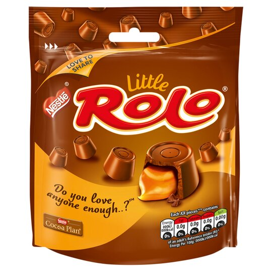 Nestle Little Rolo Pouch 103G