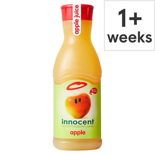 Innocent Apple Juice 900Ml