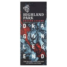 image 1 of Highland Park Dgn Lgd Mlt Wky 70Cl - Smoky