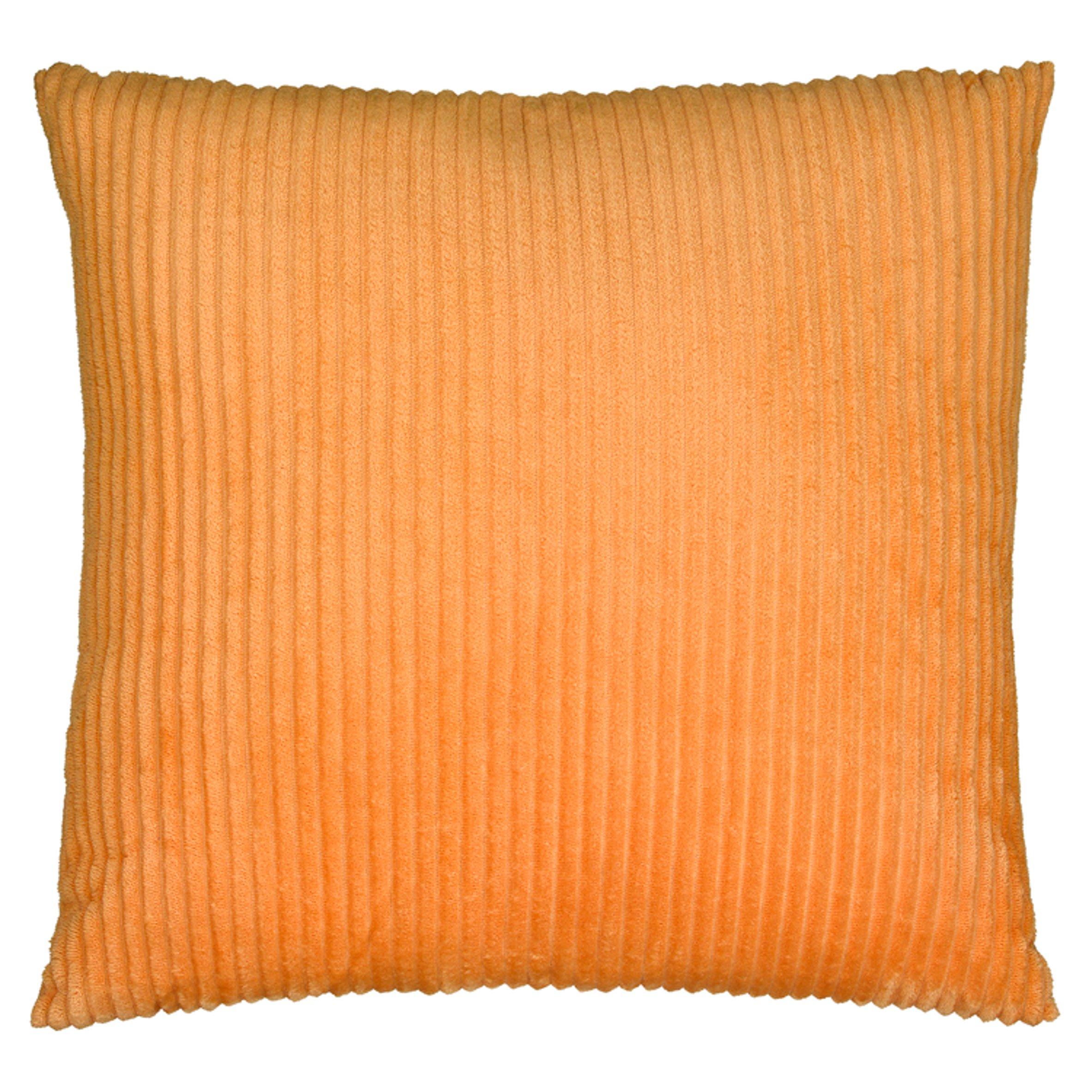 Tesco Jumbo Cord Cushion Ochre