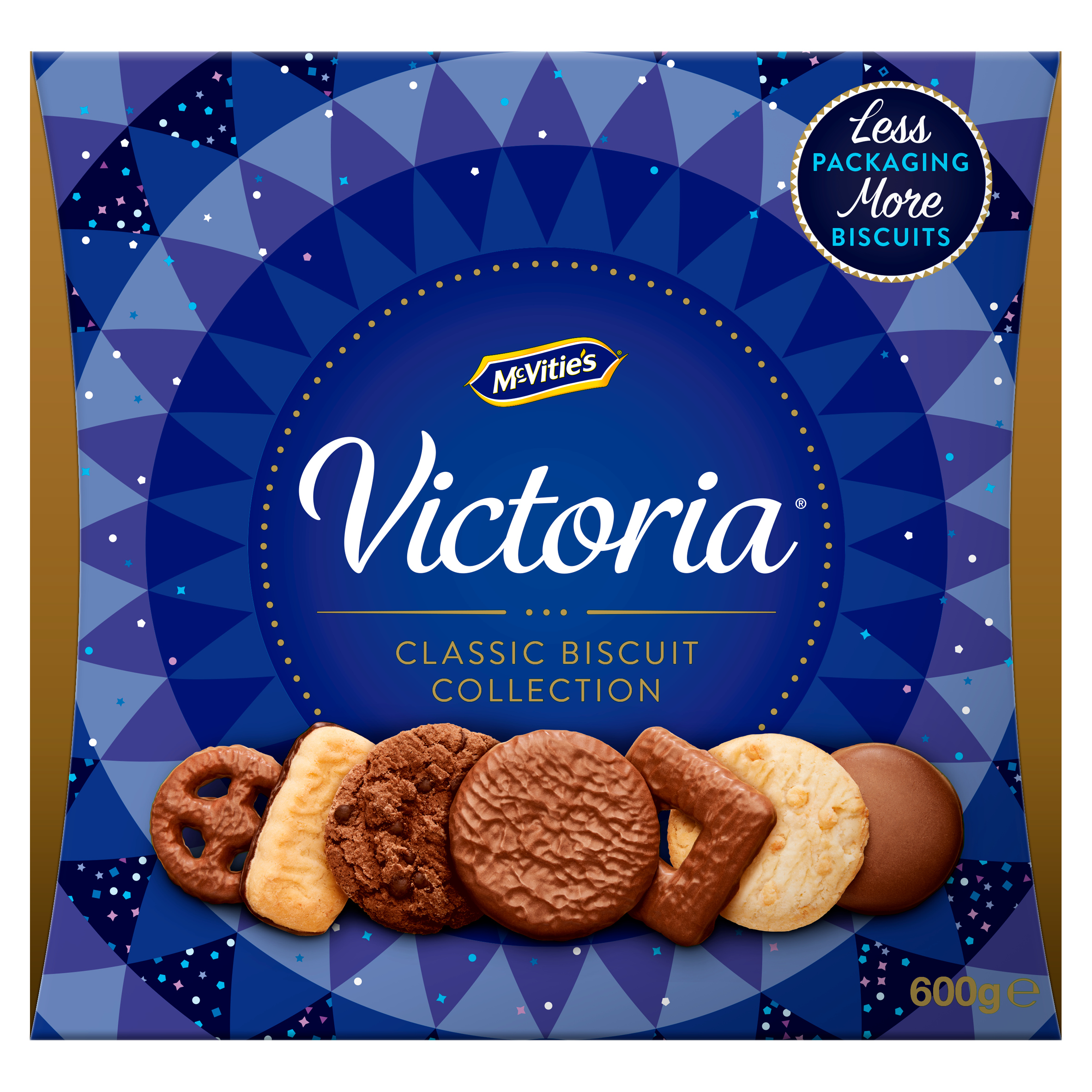 Mcvities Victoria Classic Biscuit Collection 600G