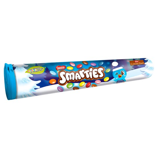 Smarties Giant Tube 130G
