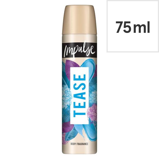 Impulse Tease Bodyspray 75Ml