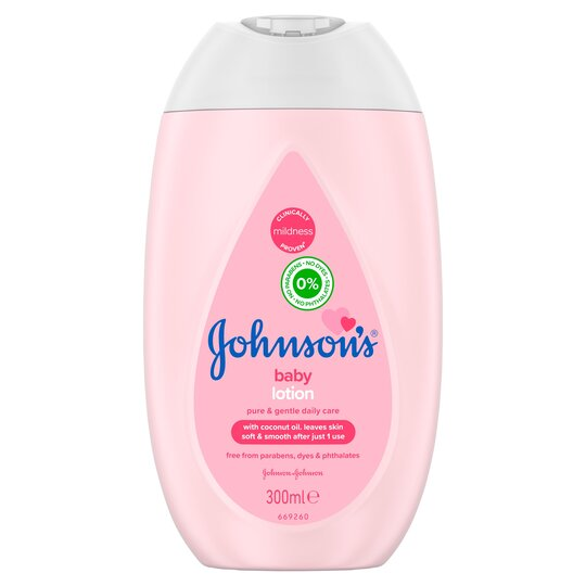 Johnson's Baby Lotion 300Ml