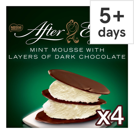 Nestle After Eight Mousse 4X57g