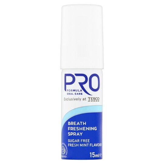 Proformula Breath Spray Freshening 15Ml
