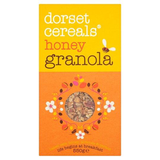 image 1 of Dorset Cereals Honey Granola 550G