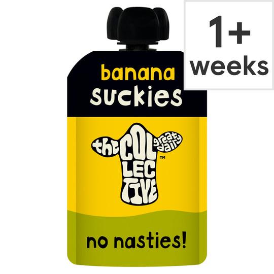 The Collective Banana Suckie 100G