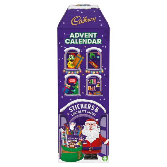 Cadbury 3D Advent Calendar 312G