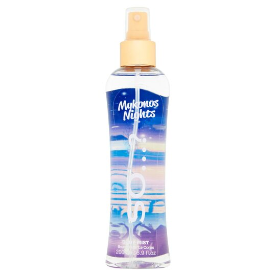 So Mykonos Nights Body Mist 200Ml