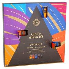 image 2 of Green & Black's Organic Advent Calendar 360G