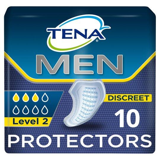 image 1 of Tena Men Pads 10 Pack