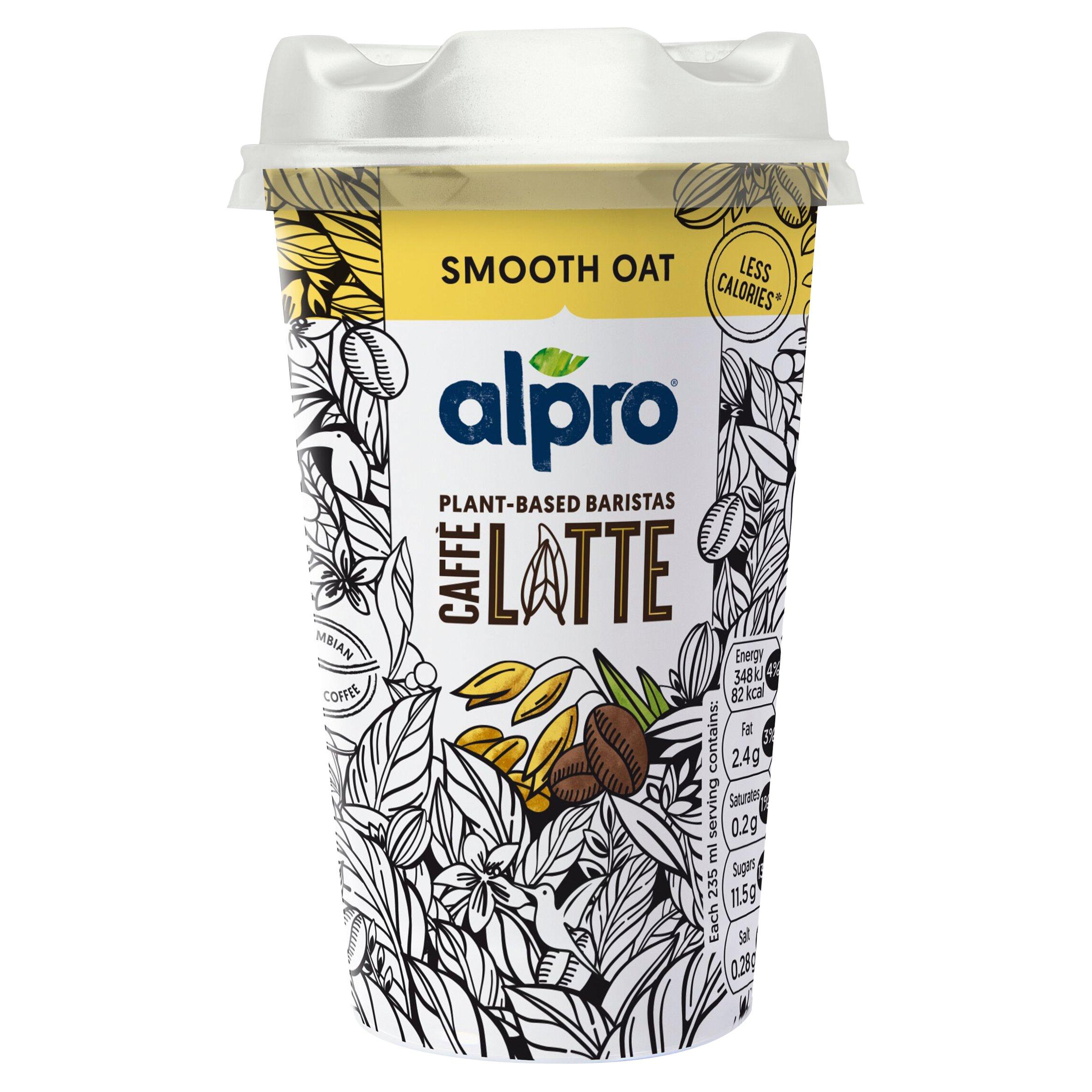 Alpro Caffe Colombian Coffee & Oat Blend 235Ml