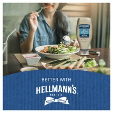 image 3 of Hellmann's Light Squeezy Mayonnaise 750Ml