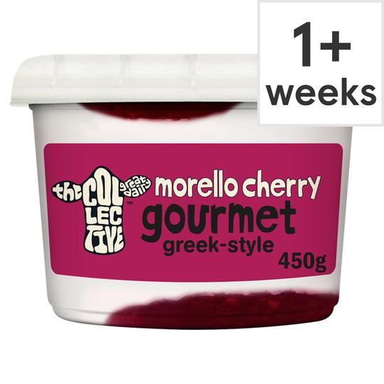 The Collective Dairy Cherry Yogurt 450G