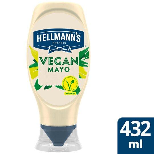 image 1 of Hellmann's Vegan Mayonnaise 394G