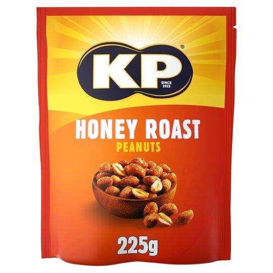 image 1 of Kp Honey Roast Peanuts 225G