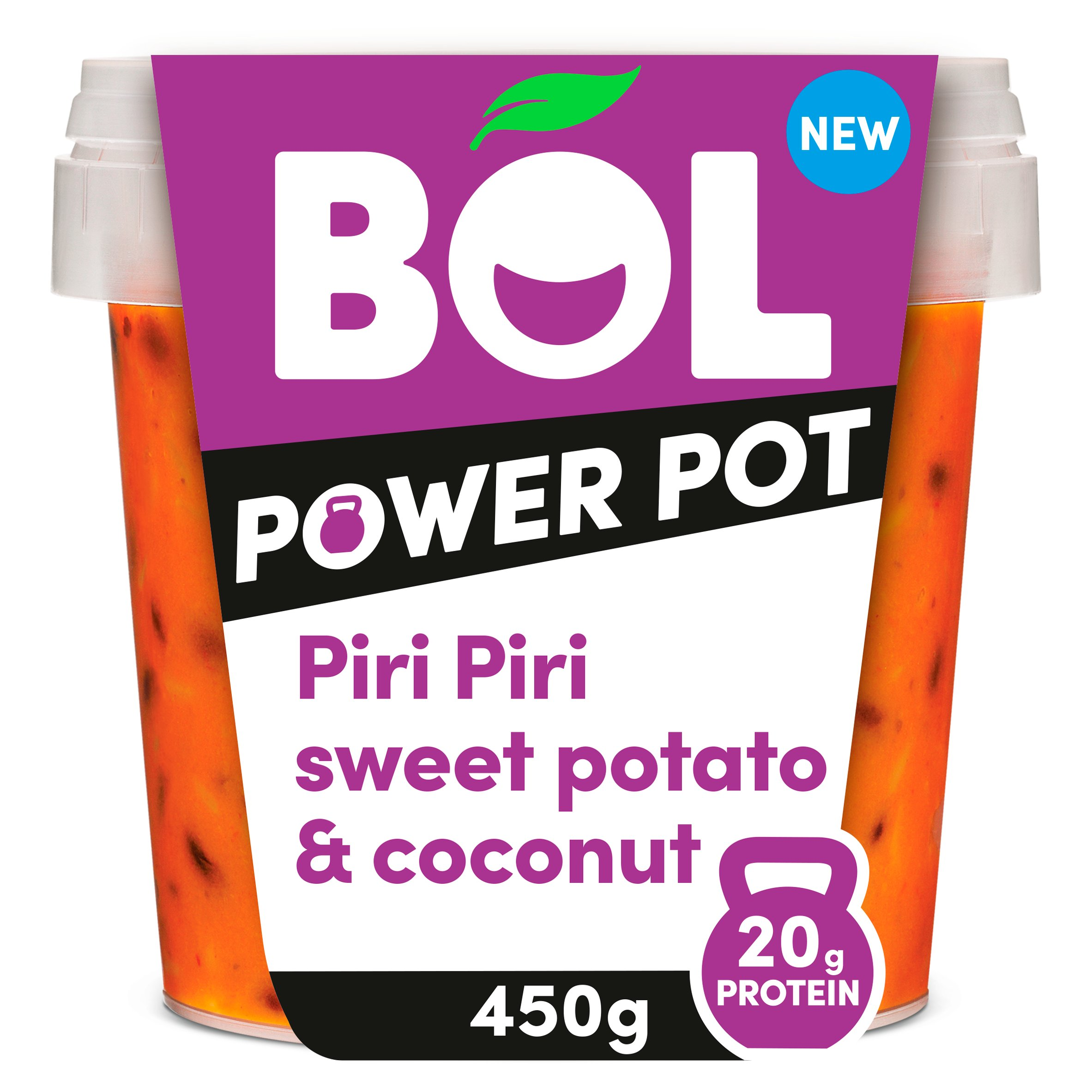 Bol Piri Piri Sweet Potato & Coconut Power Pot 450G