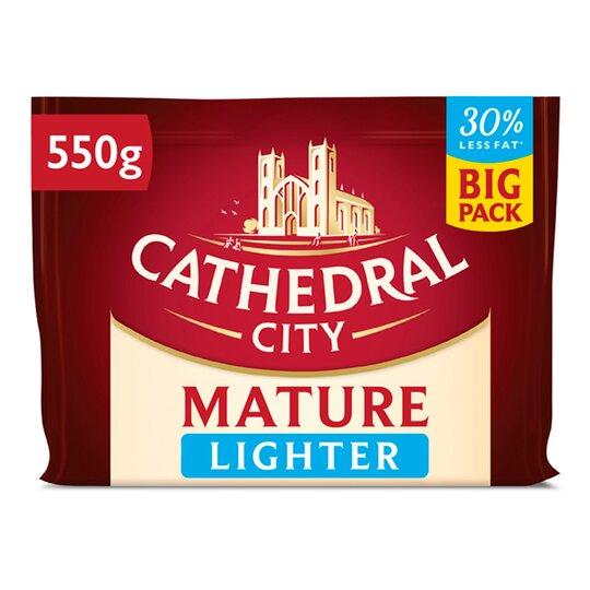Cathedal City Mature Lighter 550G