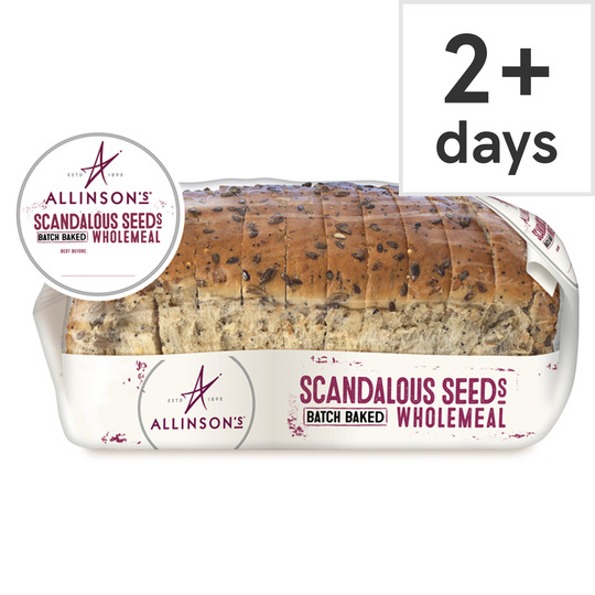Allinson's Signature Seeded Loaf 650G