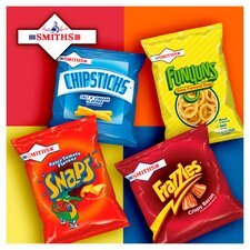 image 4 of Smith's Chipsticks Salt & Vinegar 8 Pack
