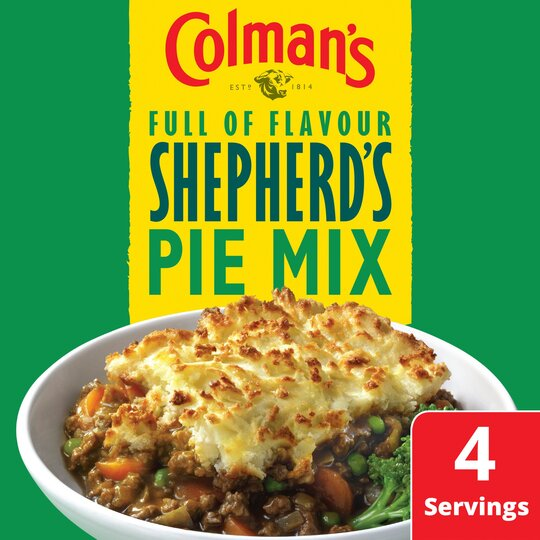 image 1 of Colman's Shepherd's Pie Recipe Mix 50G