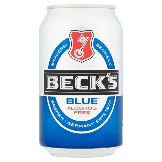 Beck's Blue 330Ml