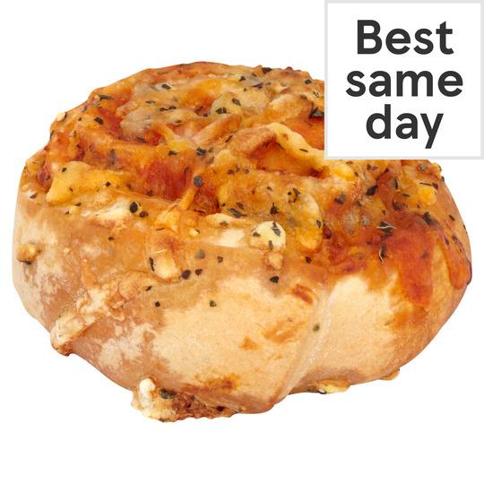 Tomato Cheese Garlic Swirly