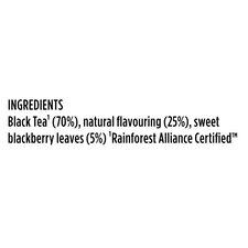 image 2 of Lipton Real Iced Black Tea, Peach & Apricot 15S 33G