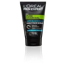 image 3 of L'oreal Men Expert Charcoal Face Scrub 100Ml