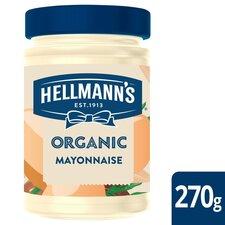 image 1 of Hellmann's Organic Mayonnaise 270G