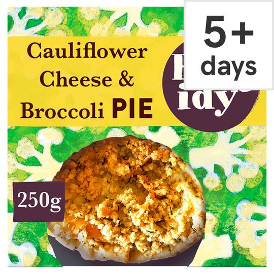 Higgidy Cauliflower Cheese Pie 250G
