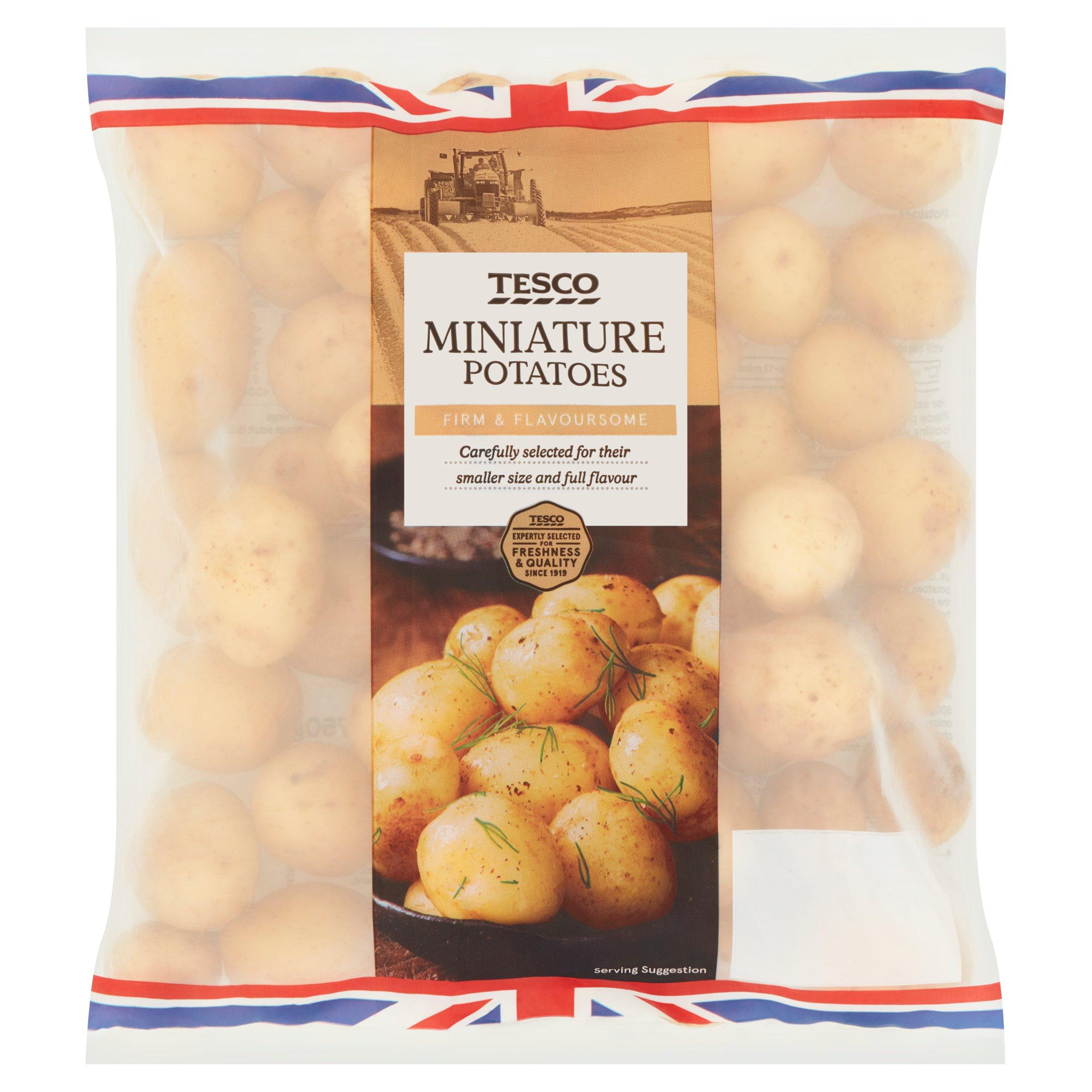 Miniature Potatoes 750G