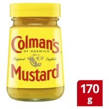 image 1 of Colman's Original English Mustard 170G