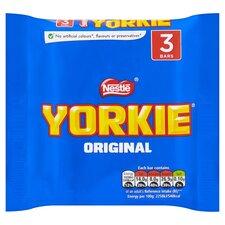 image 1 of Yorkie Milk Multi Pack 138G