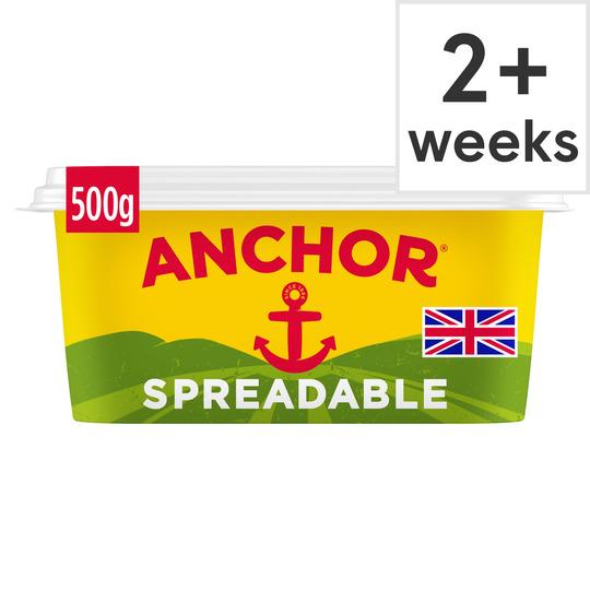 Anchor Original Spreadable 500G