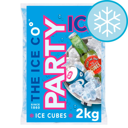 The Ice Co. Ice Cubes 2Kg