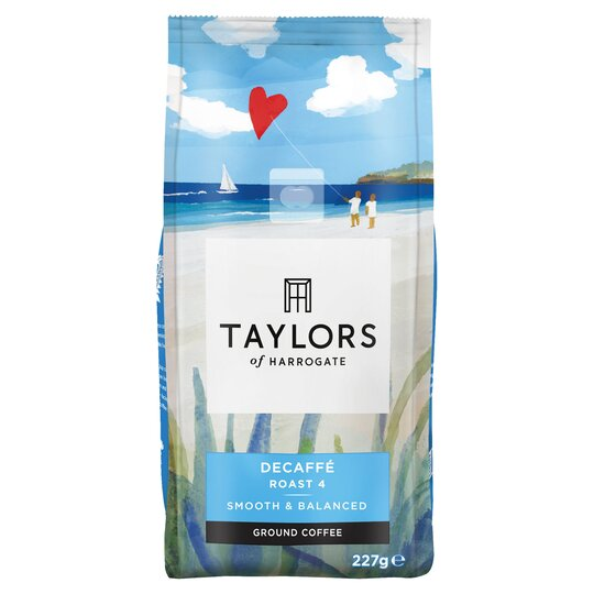 Taylors Decaffeinated Ground Coffee 227g