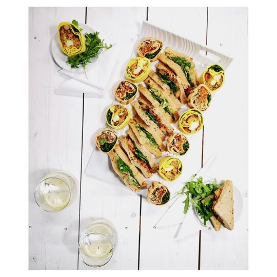 Tesco Easy Entertaining Wicked Kitchen Platter