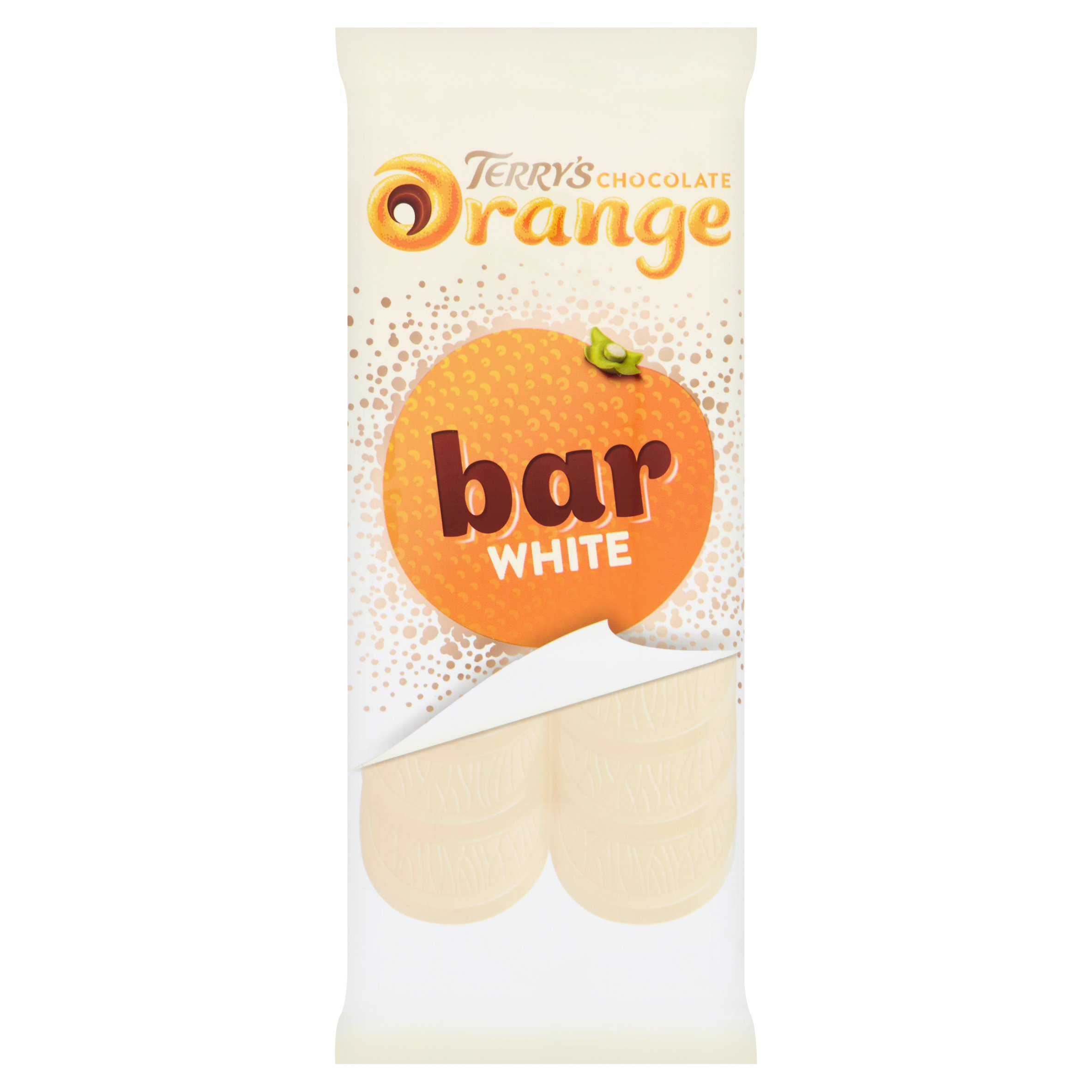 Terrys Chocolate Orange White Bar 85G