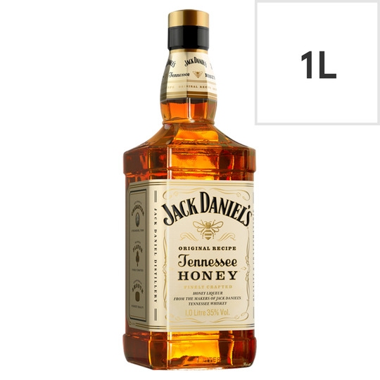 image 1 of Jack Daniels Tennessee Honey 1 Litre