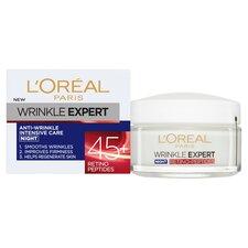 image 2 of L'oreal Paris Wrinkle Expert Night Pot 45+ Cream 50Ml